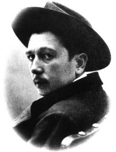 Најпознатија, и истовремено једна од ретких сачуваних фотографија Радоја Домановића.